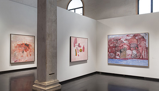 Fino al 3.IX.2017 | Philip Guston and The Poets | Gallerie dell'Accademia, Venezia