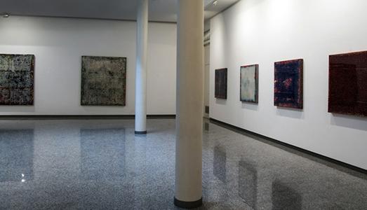 Fino al 27.VII.2018 | Robert Pan, Cosmic Latte | Galleria Lorenzelli, Milano