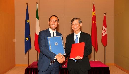 Italia e Hong Kong investono sui giovani