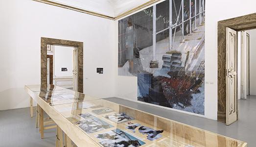 Fino al 27.V.2017 | Thomas Hirschhorn, Behind Facelessness | Galleria Alfonso Artiaco, Napoli