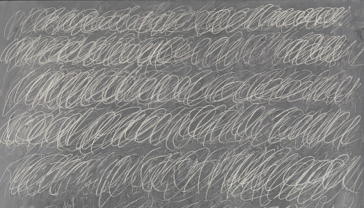 Twombly all'asta per beneficenza