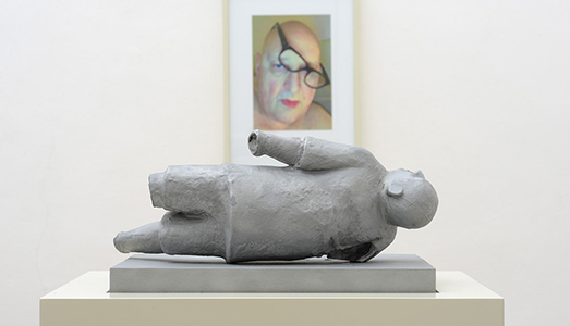 Fino al 13.III.2017   Urs Lüthi, Art is the Better Life   Otto Gallery, Bologna