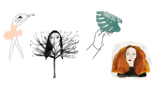 Women who draw: la nuova piattaforma creativa fatta dalle artiste per le artist*