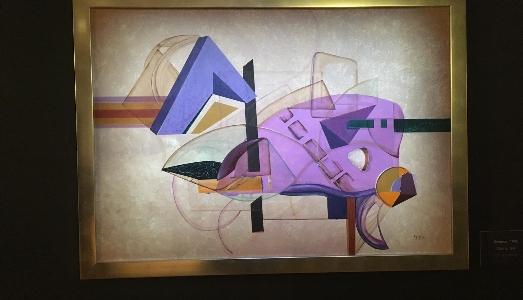 Fino al 5.IV.2019 | Yoje Dondich – La sinestesia delle forme | Palazzo dei Giureconsulti, Milano