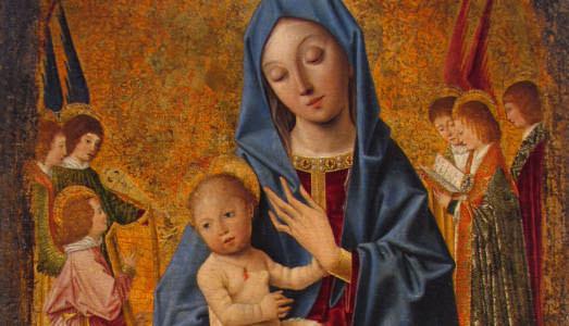 Fino al 28.VI.2015 | Arte lombarda dai Visconti agli Sforza | Palazzo Reale, Milano