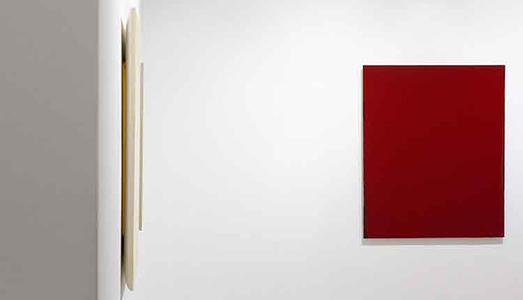 Fino al 21.I.2017 | Joseph Marioni, Liquid Lights | Galleria Luca Tommasi, Milano