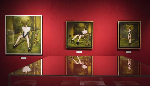 Fino al 20.XI.2018 | Ray Caesar, Lost in a fragile myth | Dorothy Circus Gallery, Roma