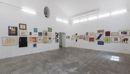 Una Raccolta Imprevista. Opere dalla collezione di Annamaria e Claudio Verna | Monitor
