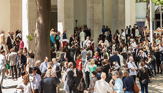 I tic della Biennale