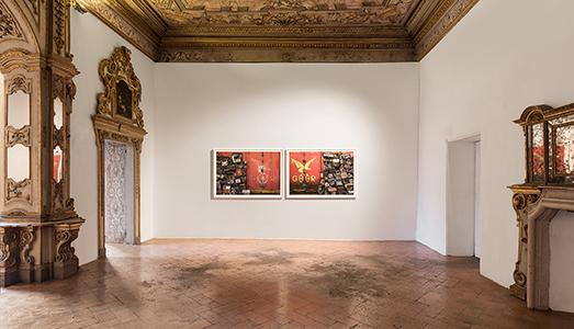 Fino al 31.III.2018 | Ibrahim Mahama, In Dependence | A Palazzo Gallery, Brescia