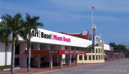 Al via Art Basel Miami