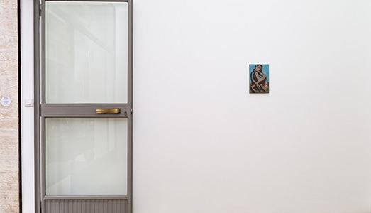 Fino al 20.IX.2018 | Lenz Geerk, Pears & Pearls | Galleria Acappella, Napoli