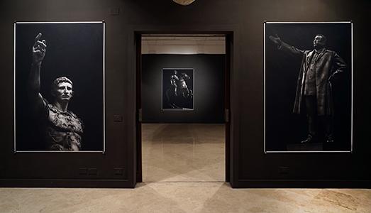 Fino al 9.VI. 2017 | Alberto Di Fabio e Kepa Garraza, Oltre ogni ragionevole dubbio | Accademia Reale di Spagna, Roma