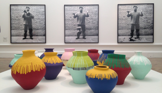 Fino al 13.XII.2015 | Ai Wei Wei | Royal Academy of Arts, Londra