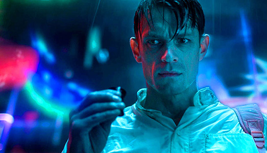 Binge Watching | Altered Carbon |
