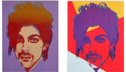 Una sentenza da storia dell'arte: Andy Warhol non violò il copyright per la serie Prince