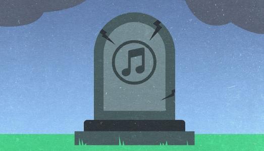 Addio iTunes. Apple stacca la spina al famoso e famigerato software di musica