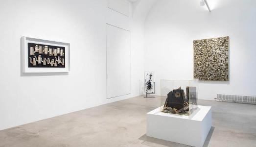 Fino al 15.III.2019 | Arman. La memoria degli oggetti | MAAB Gallery, Milano. |