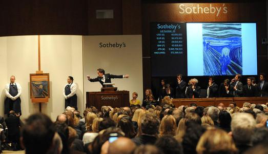 Sotheby's cerca fortuna a New York