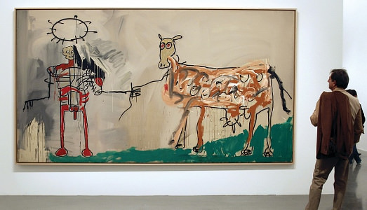 Il giallo di Basquiat