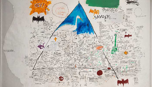 La coscienza sociale di Basquiat