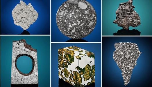 In asta da Christie's meteoriti dalla Luna e da Marte