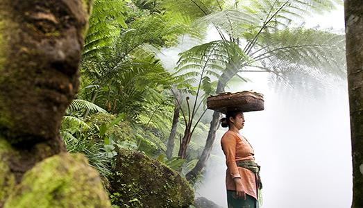 Le donne di Bali | sono a Torino