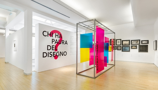 Fino al 24.II.2019   Chi ha paura del disegno?   Opere su carta del XX secolo italiano   Museo del Novecento, Milano