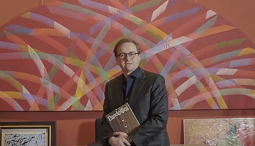 La passione per l'arte di Glauco Cavaciuti
