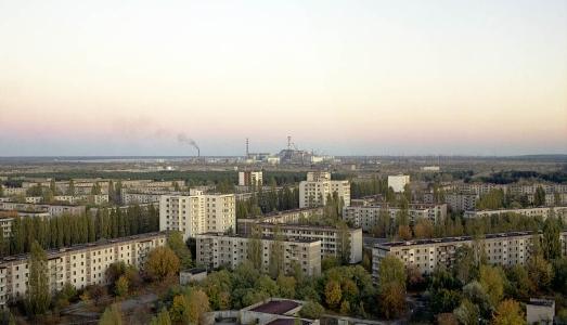 Cosa rimane a Chernobyl