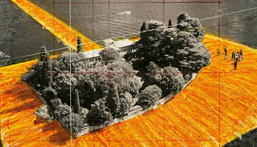 L'arte del sublime: intervista a Christo