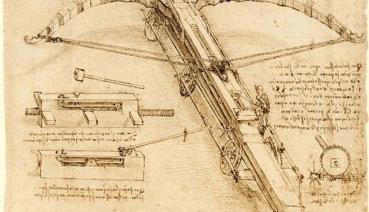 Il Codice Atlantico di Leonardo da Vinci sul tuo smartphone, grazie all'app