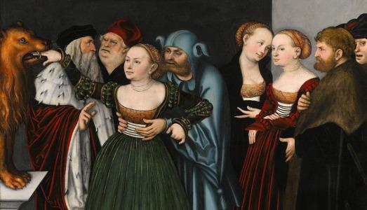 Cranach da record tra gli Old Master in calo