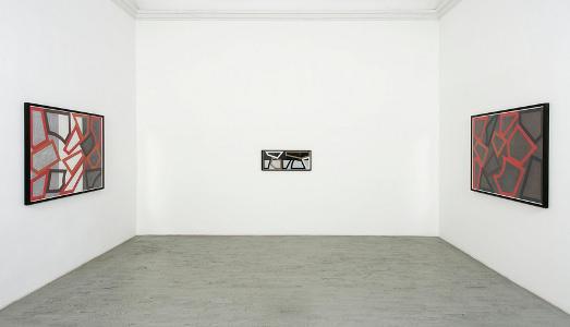 Fino al 5.VI.2015   David Tremlett, Form & Rhytm   Galleria Alfonso Artiaco, Napoli