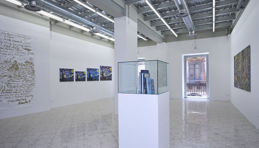 Fino al 22.IX.2016 | Stefano Arienti, Mano d'oro | Galleria Francesco Pantaleone Arte Contemporanea, Palermo