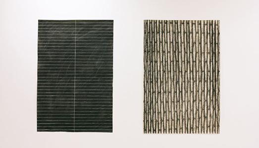 Fino al 13.IV.2018 | Dario Passi, Pittura di segni/segni di pittura | Nomas Foundation, Roma