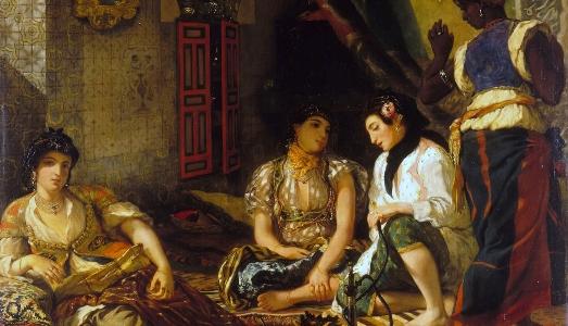 Un nuovo Delacroix. A Parigi, ritrovato uno studio preparatorio delle Donne di Algeri