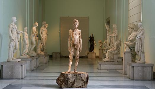 Fino al 29.VII.2018 | Aron Demetz, Autarchia | Museo Archeologico Nazionale, Napoli