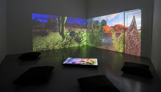 Fino al 7.III.2019 | Eva Papamargariti, Giulio Scalisi, The Cool Couple | Galleria Umberto Di Marino, Napoli