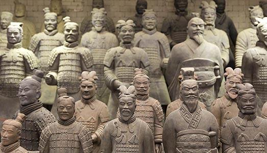 Nella cultura? Tanti generali e nessun soldato