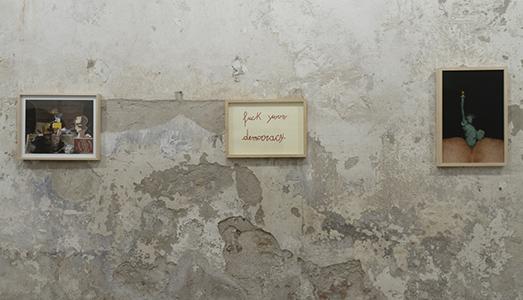 Finissage | FANGO Vol.1 | Spazio Rivoluzione, Palermo