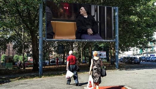 Il viaggio dentro e fuori di te, per il prossimo manifesto di Flashback Opera Viva a Torino