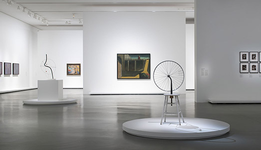Il MoMA a Parigi
