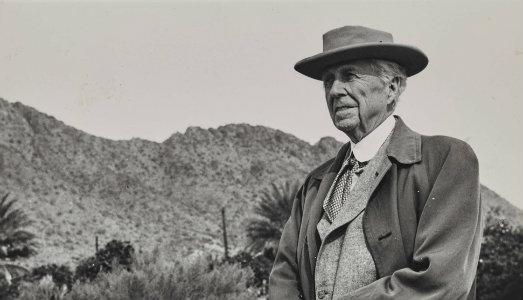 Nella mente di Frank Lloyd Wright. La sua Scuola di Taliesin West ricostruita in 3D