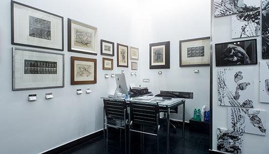 Fino al 30.IV.2018   Il corpo con le ali. Eadweard Muybridge – Dirk Baumanns e il disegno futurista   Futurism&CO, Roma
