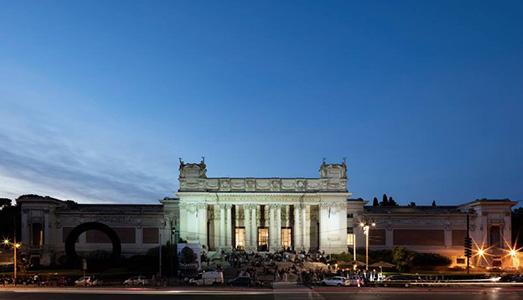 Auguri, Galleria Nazionale. | Con tre mostre