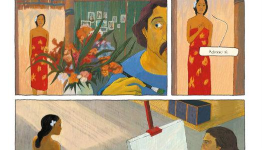 Chi era Paul Gauguin? Ce lo racconta la graphic novel