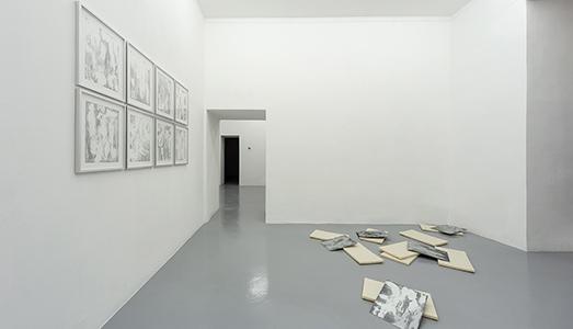 Fino al 22.IX.2018 | Francesca Grilli, NaOH | Galleria Umberto Di Marino, Napoli