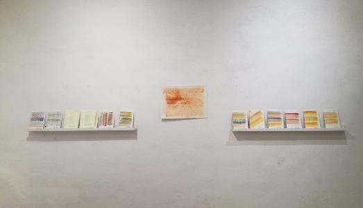 Finissage | Paolo Gubinelli, Trasparenze  | Lineadarte Officina Creativa, Napoli