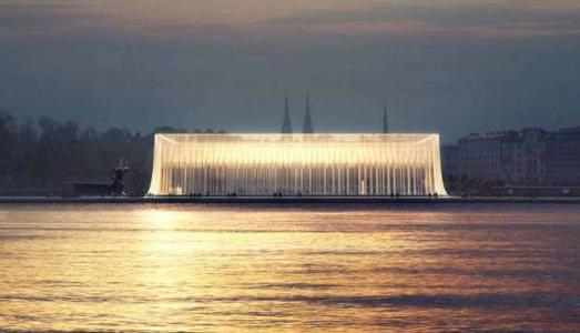 Il Guggenheim di Helsinki